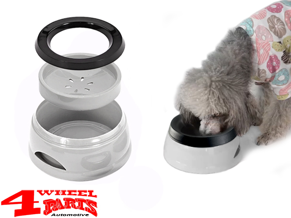 Pet Travel Bowl Road Refresher Anti Spill Small