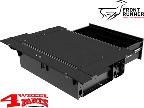 Drawer Kit on the Rear Cargo Area lockable Wrangler JL year 18-19 4-doors