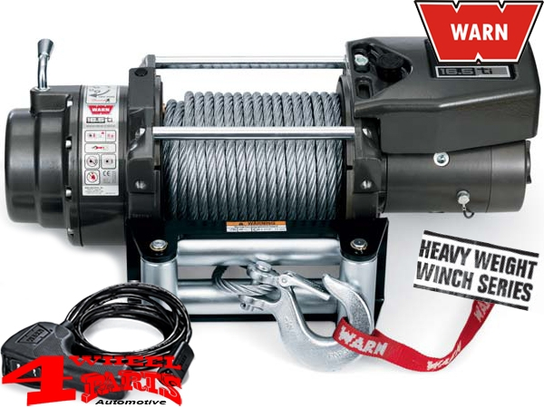 Seilwinde WARN Heavy Weight 16.5ti 7480kg 12V