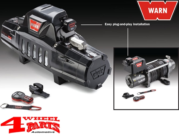Wireless Control System for WARN winches with 5-pin connector for WARN Winches with 5-pin connector