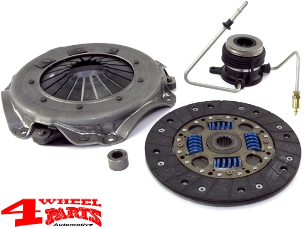 Clutch Kit Jeep Wrangler + Cherokee year 1993 with 2,5 L