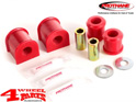 Sway Bar Bushing Set Rear PU Red Wrangler JK year 07-18
