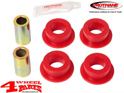 Track Arm Bushing Kit Rear PU Red Wrangler JK year 07-18