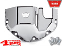 Skid Plate for Dana 44 Axle WARN Stainless Steel year 70-18