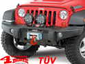 Front Winch Bumper AEV Tubeless Jeep Wrangler JK year 07-18