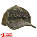 "Base Cap Jeep ""Used-Look"" Heavy Stone Washed von Mopar"