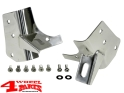 Windshield Light Brackets Stainless Steel Wrangler TJ year 97-06