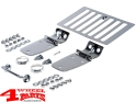 Hood Hinge Kit in Stainless Steel Wrangler TJ year 98-06