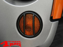 Turn Signal Light Guard Set Black Textured Wrangler JK year 07-18
