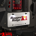 License Plate LED Bolts US Style Wrangler JK year 07-18
