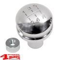 Billet Shift Knob Manual Transmission Wrangler TJ year 97-06