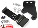 CB Radio Mounting + Tire Carrier Bracket Wrangler JK year 07-18