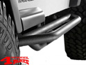 Rocker Guards RRC Side Armor Wrangler YJ + TJ year 87-06