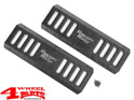 Rocker Guards RRC Side Armor Plates Wrangler JK year 07-18 2-doors