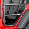 Element Doors Rear textured Wrangler JK year 07-18 4-doors