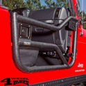 Element Doors texturiert Wrangler TJ Bj. 97-06