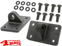 D-Shackle Brackets XHD Frontbumper and Rear Bumper year 76-18