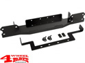 Frontbumper Spartacus Winch Mount Plate Wrangler JL year 18-19