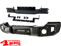 Front Bumper Spartacus Winch Kit 2-pieces Wrangler JL year 18-19