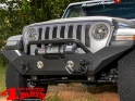 Frontbumper Spartan Bumper High Clearance Ends Wrangler JL year 18-19