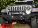 Frontbumper Spartan Bumper Standard Ends with override Wrangler JL year 18-19