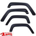 Fender Flare Kit Original Style 4-pce. Jeep Wrangler JK year 07-18