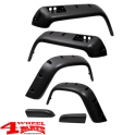 Fender Flare Set 15cm Pocket Style 6-pce. Jeep Wrangler YJ year 87-95