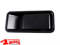 Tailgate Door Handle Black Outside Jeep Wrangler TJ year 87-96