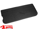 Door Panel Right in Black Vinyl Jeep CJ + Wrangler YJ year 82-95