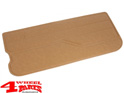 Door Panel Right in Spice Vinyl Jeep CJ + Wrangler YJ year 82-95