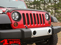 Bumper Applique Front Sahara Model Optik Wrangler JK year 07-18