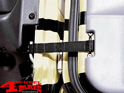 Door Straps Set adjustable CJ + Wrangler YJ TJ year 76-06