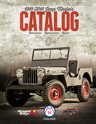 Jeep Catalog Spare Parts & Restoration year 41-14 (english) 146 Pages