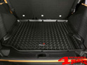 Cargo Liner Rear Black Wrangler JK year 11-18 2- or 4-doors
