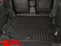 Cargo Full Liner Rear Black Jeep Wrangler JL year 18-20 2-doors