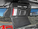Sun Visor Organizer Covers Jeep Wrangler JK year 07-09