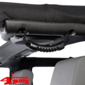 Grab Handles Pair Black Rear Side or Front A-Pillar JK JL