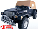Cab Car Cover Trail Cover Spice Jeep Wrangler YJ TJ year 92-06