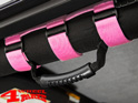 Grab Handles Pair Pink Sport Bar Jeep year 76-20