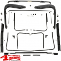 Bow Kit Factory Style Soft Top Wrangler TJ year 97-06