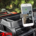 Dash Multi-Mount System with Wireless Charging Wrangler TJ year 97-06