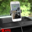 Dash Multi-Mount System with Wireless Charging Wrangler JK 07-10