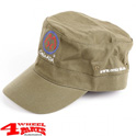 "Military Hat ""Omix ADA"" Hunter Green"