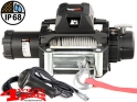Winch Off Road Trekker C10 4535kg 10000b 12V Steel Rope