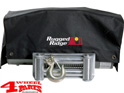 Winch Cover in Black for Winch Models 8500 and 10500 lbs