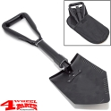 Tri Fold Recovery Sand Shovel for Unversal Application