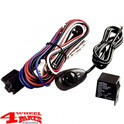 Off Road Light Installation Harness for 3 Floodlights incl. Relais