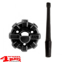 Elite Antenna Base incl. Stubby Radio Antenna Wrangler JK JL 07-19