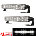 Universal LED daytime running lights with dimming / parking light function