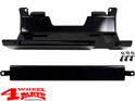 Heavy Duty Muffler Skid Plate Jeep Wrangler JK year 07-18